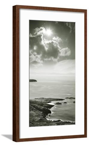 Ring of Kerry- Bluehouseproject-Framed Art Print