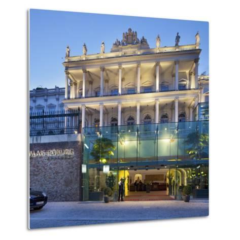 Austria, Vienna, Palace of Coburg, 1st District-Rainer Mirau-Metal Print