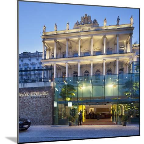 Austria, Vienna, Palace of Coburg, 1st District-Rainer Mirau-Mounted Photographic Print