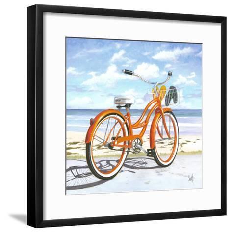 My Orange Pride-Scott Westmoreland-Framed Art Print