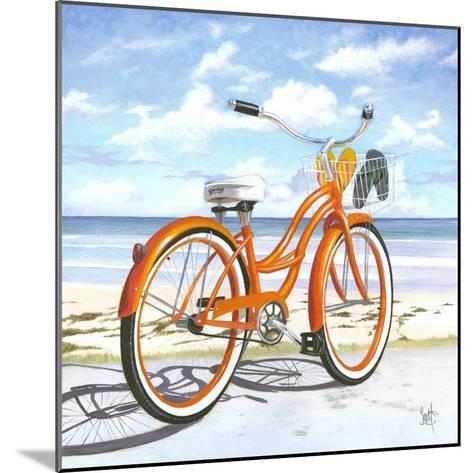 My Orange Pride-Scott Westmoreland-Mounted Art Print