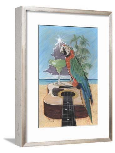 Macaw-Garita-Scott Westmoreland-Framed Art Print