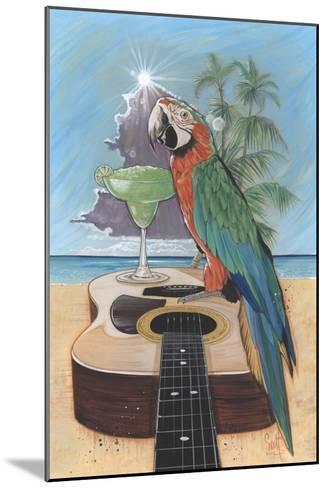 Macaw-Garita-Scott Westmoreland-Mounted Art Print
