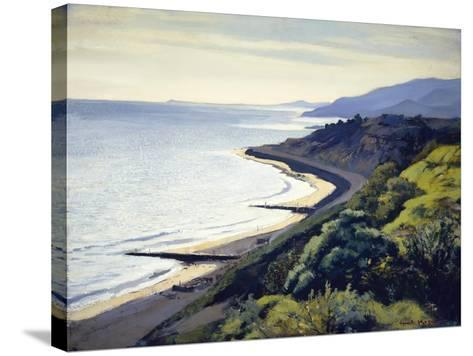 Puerto Del Mar-Emil Kosa, Sr-Stretched Canvas Print