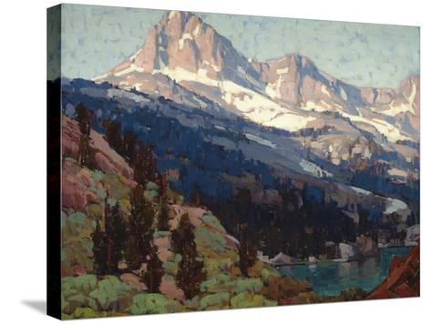 High Sierra-Edgar Payne-Stretched Canvas Print