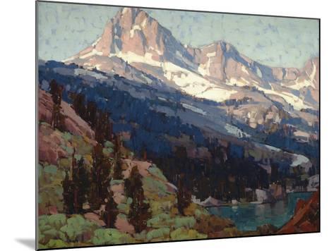 High Sierra-Edgar Payne-Mounted Art Print