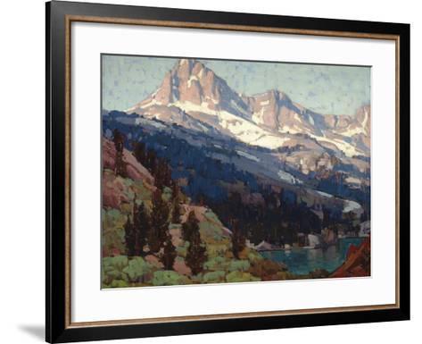 High Sierra-Edgar Payne-Framed Art Print