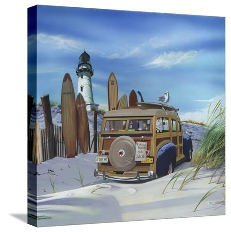 G'Day Mate-Scott Westmoreland-Stretched Canvas Print