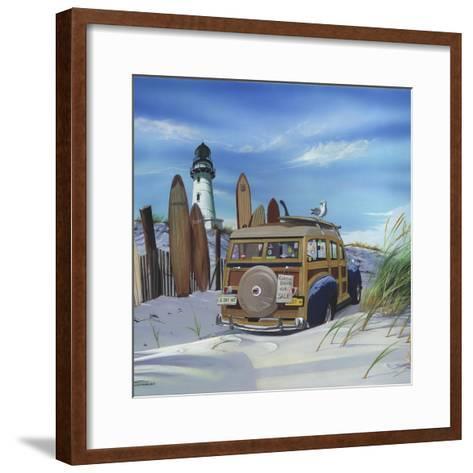 G'Day Mate-Scott Westmoreland-Framed Art Print
