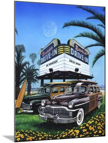Double Feature-Scott Westmoreland-Mounted Art Print