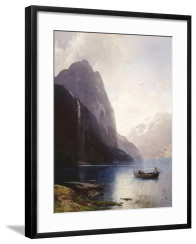 Fjords Norway-Herman Herzog-Framed Art Print