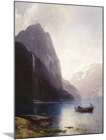 Fjords Norway-Herman Herzog-Mounted Art Print