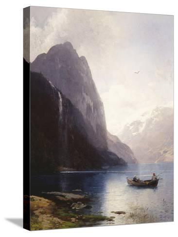 Fjords Norway-Herman Herzog-Stretched Canvas Print