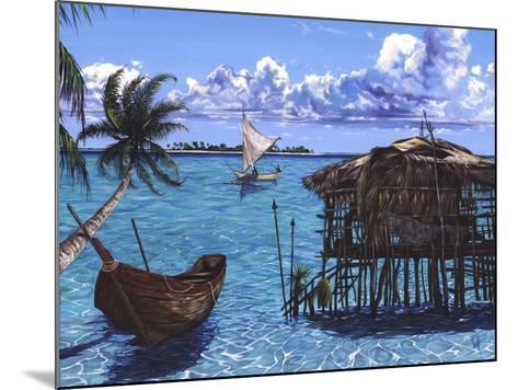 Caribbean Dreams-Scott Westmoreland-Mounted Art Print