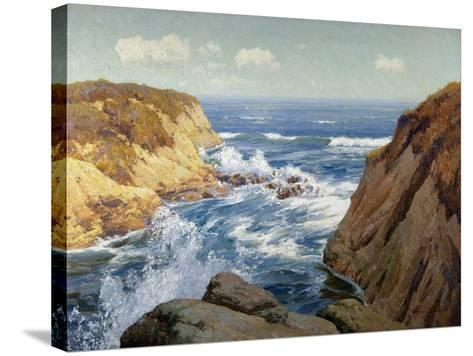 Point Loma San Diego-Maurice Braun-Stretched Canvas Print