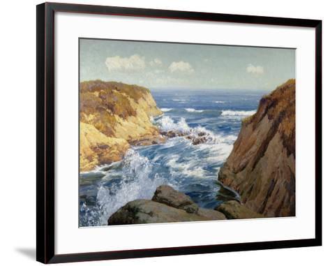 Point Loma San Diego-Maurice Braun-Framed Art Print