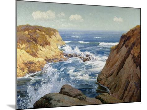 Point Loma San Diego-Maurice Braun-Mounted Art Print