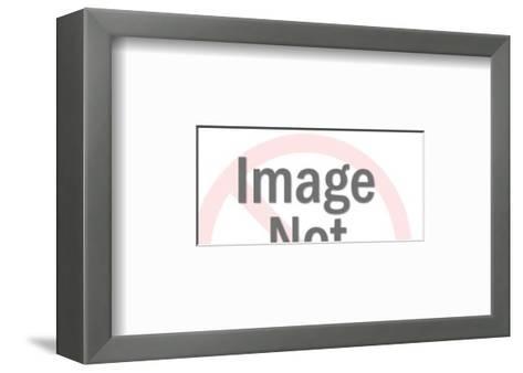 Color-Pop Ink - CSA Images-Framed Art Print
