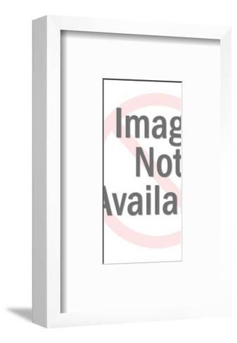 Muscle Man-Pop Ink - CSA Images-Framed Art Print