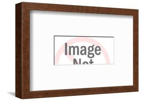Pop-Pop Ink - CSA Images-Framed Art Print