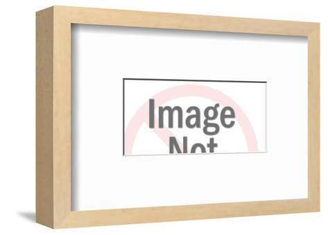 Funny-Pop Ink - CSA Images-Framed Art Print