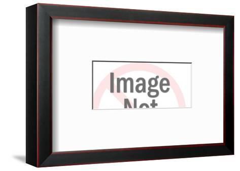 Action-Pop Ink - CSA Images-Framed Art Print