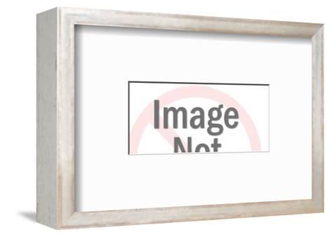 Star-Pop Ink - CSA Images-Framed Art Print