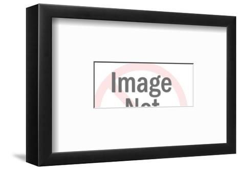 Hair-Pop Ink - CSA Images-Framed Art Print