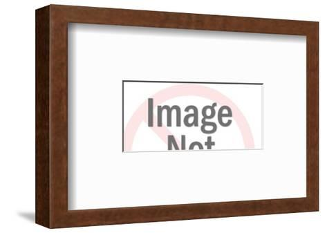 Chemical Corporation-Pop Ink - CSA Images-Framed Art Print