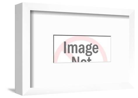 Large-Pop Ink - CSA Images-Framed Art Print