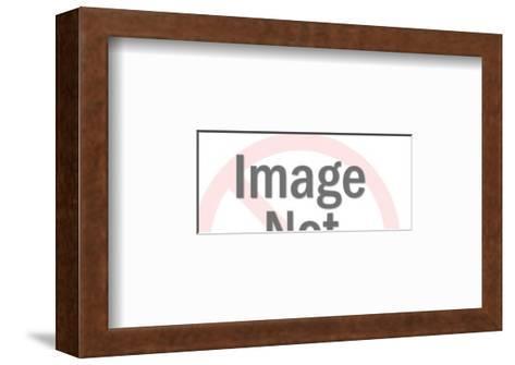 Electric-Pop Ink - CSA Images-Framed Art Print