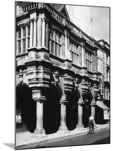 Exeter Guildhall--Mounted Photographic Print