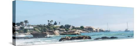 Awesome South Africa Collection Panoramic - Clifton Beach Cape Town VII-Philippe Hugonnard-Stretched Canvas Print