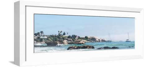 Awesome South Africa Collection Panoramic - Clifton Beach Cape Town VII-Philippe Hugonnard-Framed Art Print