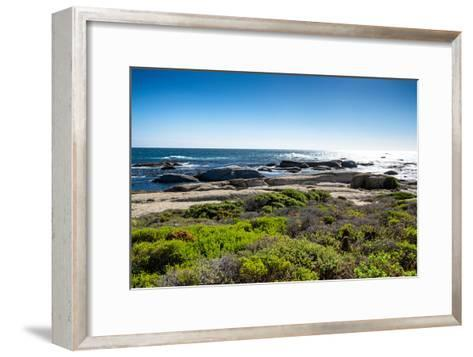 Awesome South Africa Collection - View of the South Atlantic Ocean-Philippe Hugonnard-Framed Art Print