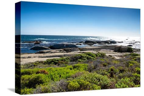 Awesome South Africa Collection - View of the South Atlantic Ocean-Philippe Hugonnard-Stretched Canvas Print