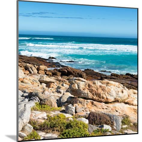 Awesome South Africa Collection Square - Natural Beauty - Cape Town II-Philippe Hugonnard-Mounted Photographic Print