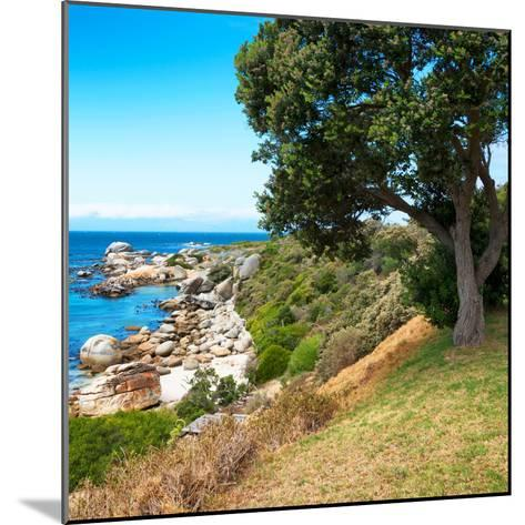 Awesome South Africa Collection Square - Natural Boulders Beach-Philippe Hugonnard-Mounted Photographic Print
