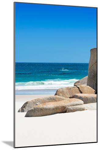 Awesome South Africa Collection - Boulders on the Beach II-Philippe Hugonnard-Mounted Photographic Print