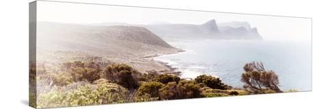 Awesome South Africa Collection Panoramic - South Peninsula Landscape - Cape Town II-Philippe Hugonnard-Stretched Canvas Print