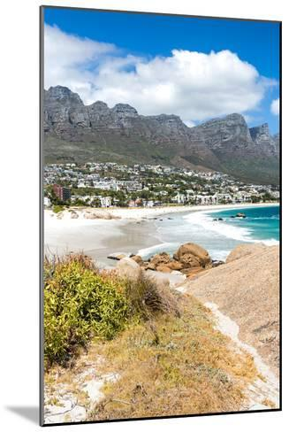 Awesome South Africa Collection - Camps Bay - Cape Town II-Philippe Hugonnard-Mounted Photographic Print