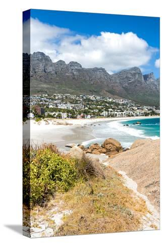 Awesome South Africa Collection - Camps Bay - Cape Town II-Philippe Hugonnard-Stretched Canvas Print
