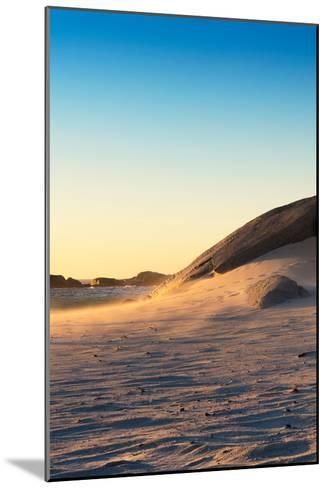 Awesome South Africa Collection - Sand Dune at Sunset III-Philippe Hugonnard-Mounted Photographic Print