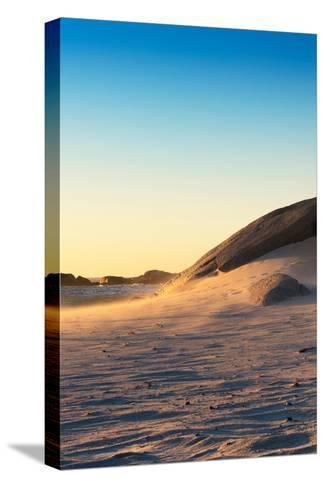 Awesome South Africa Collection - Sand Dune at Sunset III-Philippe Hugonnard-Stretched Canvas Print