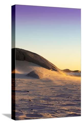 Awesome South Africa Collection - Sand Dune at Sunset IV-Philippe Hugonnard-Stretched Canvas Print