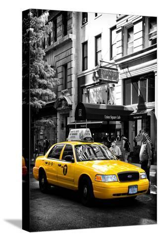 Safari CityPop Collection - NYC Union Square-Philippe Hugonnard-Stretched Canvas Print