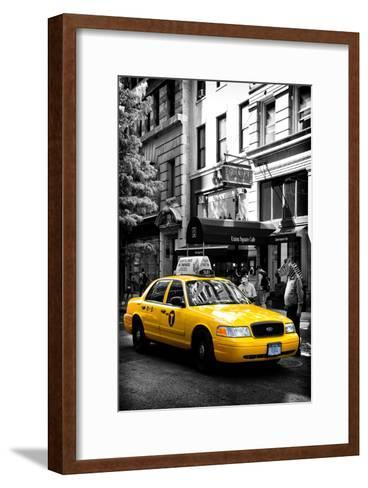 Safari CityPop Collection - NYC Union Square-Philippe Hugonnard-Framed Art Print