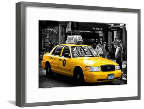 Safari CityPop Collection - NYC Union Square II-Philippe Hugonnard-Framed Art Print