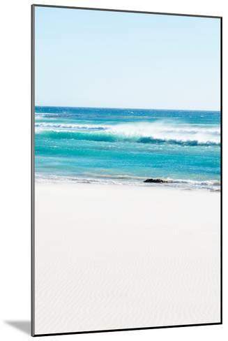 Awesome South Africa Collection - White Sand Beach III-Philippe Hugonnard-Mounted Photographic Print