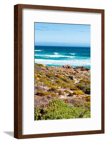 Awesome South Africa Collection - Natural Landscape IV-Philippe Hugonnard-Framed Art Print